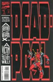 Deadpool The Circle Chase Comics